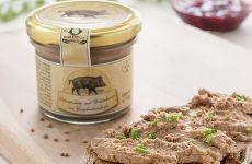 Wild Boar and Cumberland Sauce Pâté - 100 g