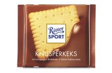 Ritter Sport Knusperkeks (Crispy Biscuit) - 100 g