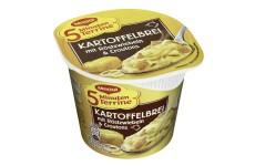 Maggi 5 Minute Terrine Mashed Potatoes & Roasted Onion - 56 g