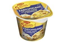 Maggi 5 Minute Terrine Mashed Potatoes with Creme Fraiche and Chive - 53 g