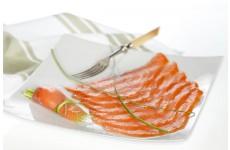 Smoked Salmon Filet Gourmet sliced - 350 g
