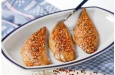 Smoked Mackerel Filet with Pepper - 500 g