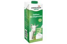 Andechser Organic Goat Milk - 1000 ml