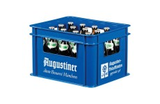 """Augustiner Lager Beer """"hell"""" - 20 x 500 ml"""