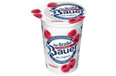 Bauer Fruit Yoghurt Raspberry - 250 g