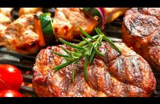 Pork Neck Steak - Germany (marinated with herbs) - 2 x 295 g
