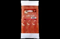Abraham Serrano Ham (sliced) - 80 g