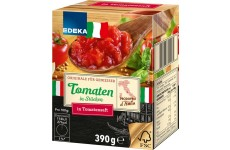 Edeka Tomato-Chunks - 390 ml