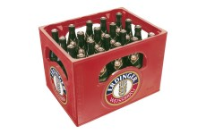 Erdinger Dark Wheat Beer - 20 x 500 ml PROMOTION