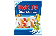 Haribo Milkbears - 175 g (best before 30.04.21)