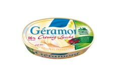Geramont Cremig-Leicht (creamy-light) - 200 g (best before 02.08.21)