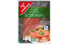 Filet of Ham (sliced) - 100 g (Gut & Günstig)