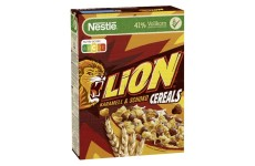 Lion Cereals Caramell & Cocolate - 400 g