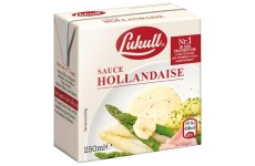 Lukull Sauce Hollandaise - 250 ml