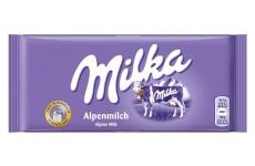 Milka Alpenmilch (Alpine-Milk) - 100 g