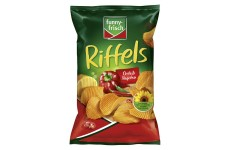 Riffles Chili & Paprika - 175 g