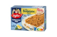 Iglo Fish Filet a la Bordelaise Classic - 380 g