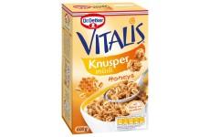 Dr.Oetker Vitalis Crunchy Muesli Honeys - 600 g